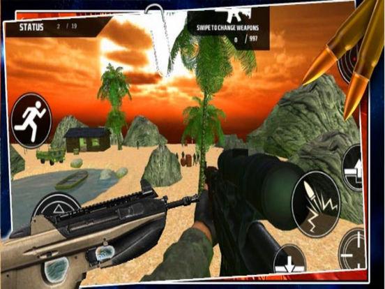 Swat Mission 3D screenshot 6