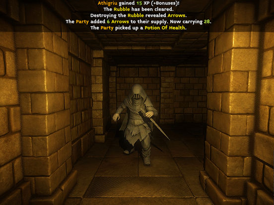 The Deep Paths screenshot 9