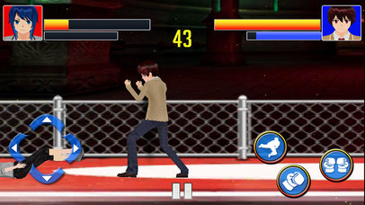 Man vs Women combo Fight screenshot 4