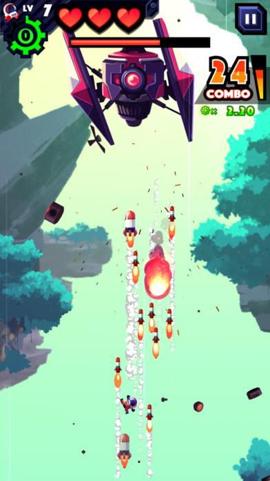 Missileman screenshot 4