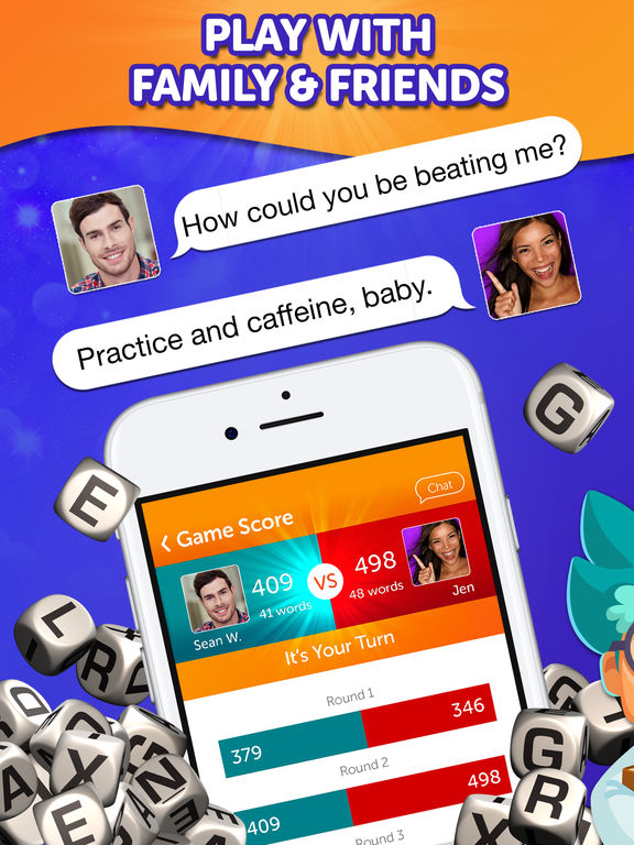 Boggle With Friends: Word Game screenshot 6