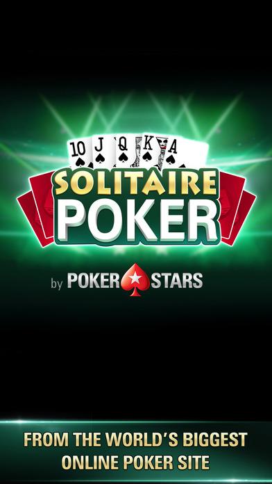 Solitaire Poker by PokerStars screenshot 1