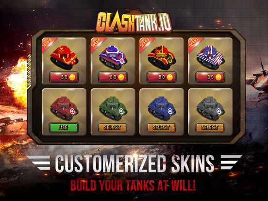 Clash Tank.io screenshot 7
