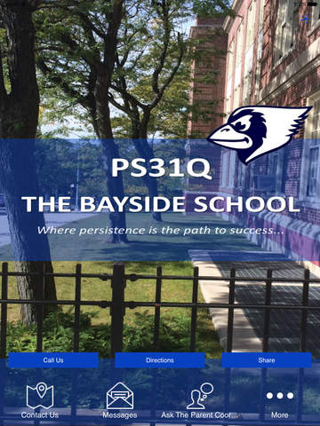 PS31Q The Bayside School - náhled