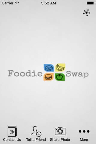 Foodie Swap - náhled