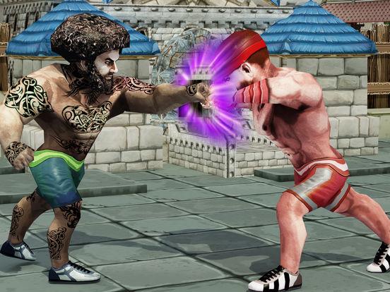 kickboxing Fight - Beat the beasts and mortals screenshot 8