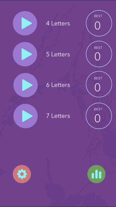 Jumble Out Letters Challenge - guess the word screenshot 1
