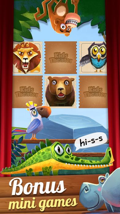 Kids Theater: Zoo Show screenshot 5