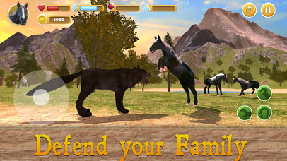 Horse Family Simulator Full screenshot 3