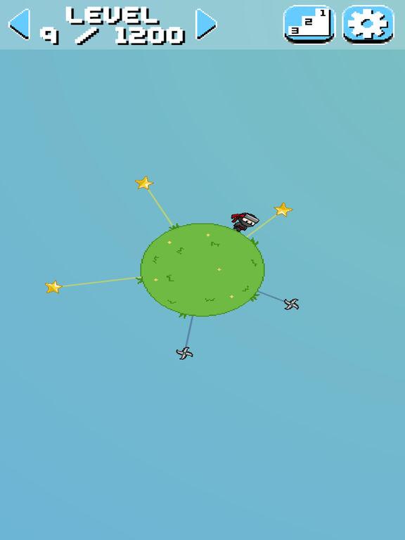 Squeaky Ninja - Tricky Floor Lava Challenge screenshot 5