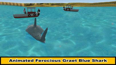 Hungry Shark Simulator : Amazing Fish Attack 2017 screenshot 3