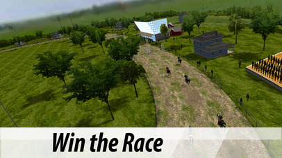 Equestrian: Horse Racing 3D screenshot 2