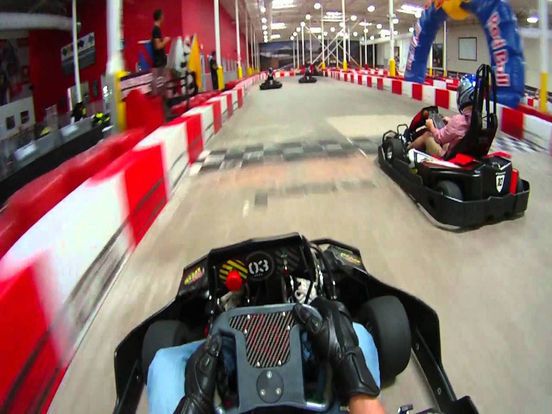 VR Go Cart Super Charged for Google Cardboard screenshot 6