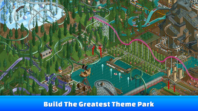 RollerCoaster Tycoon® Classic screenshot 1