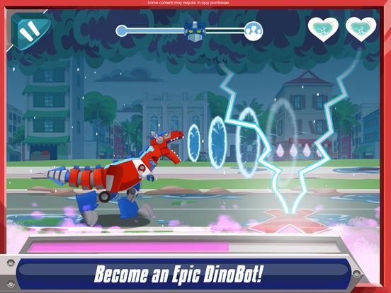 Transformers Rescue Bots: Dash screenshot 8