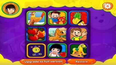 Kid's EduPack HD Lite screenshot 1