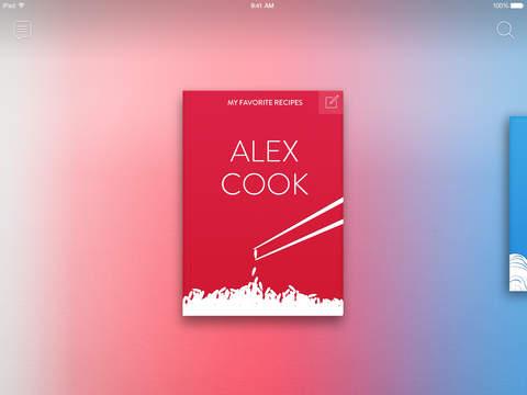 Cook - náhled