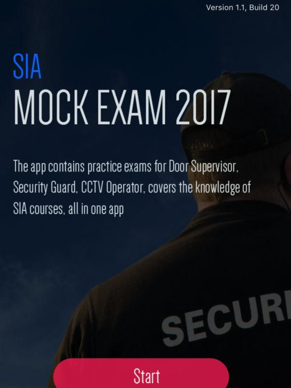 SIA Practice Exams - Mock test 2017 screenshot 6