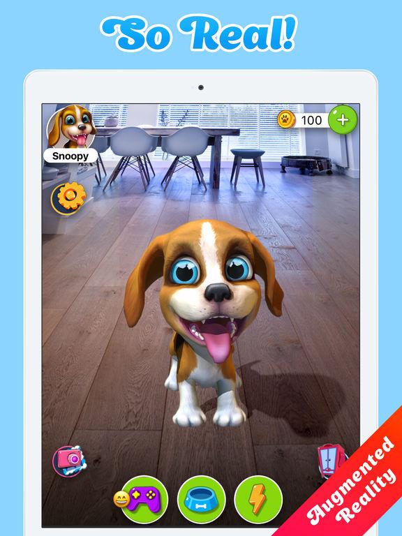 Pockepet: Virtual Puppy screenshot 6