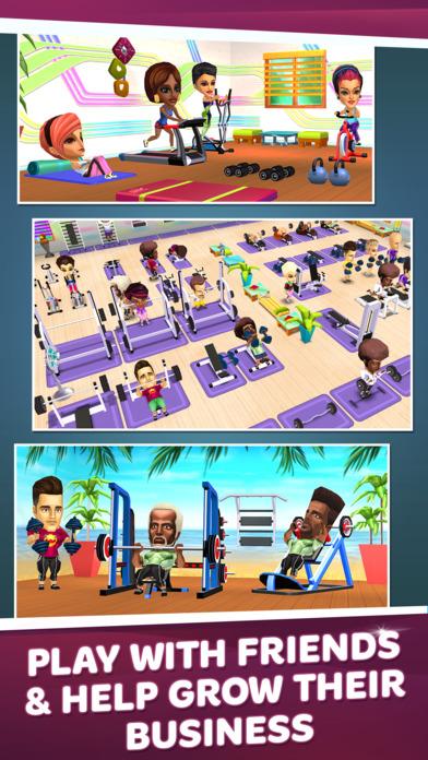 Chic Lina's Gym screenshot 1