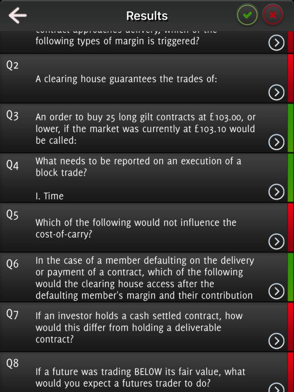 Derivatives Mock Tests screenshot 9