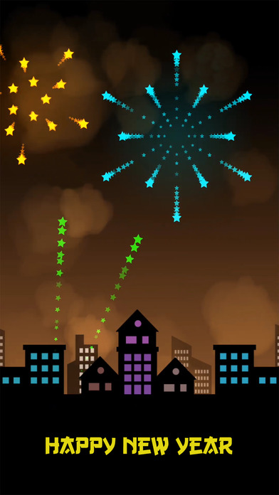 Happy Fireworks Pro screenshot 1