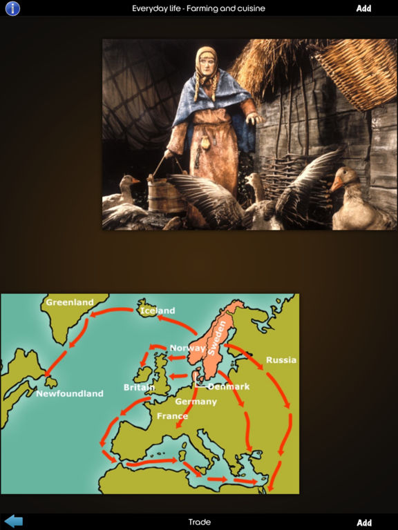 Vikings Wiki screenshot 8