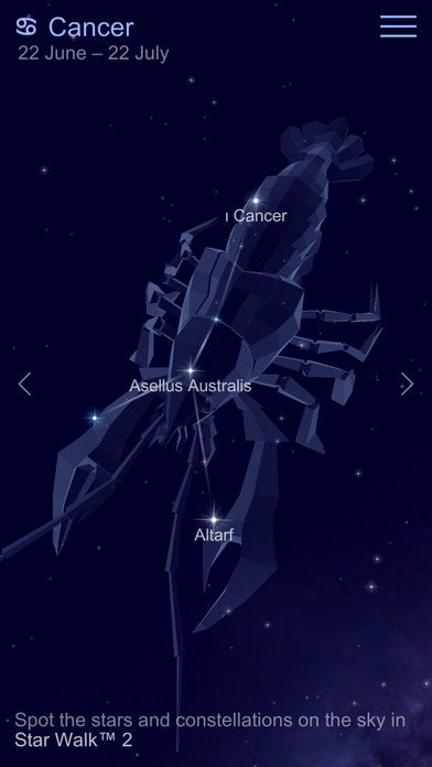 Zodiac Constellations screenshot 2