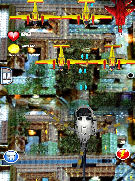 Jet Air Fighter : Combat War screenshot 8