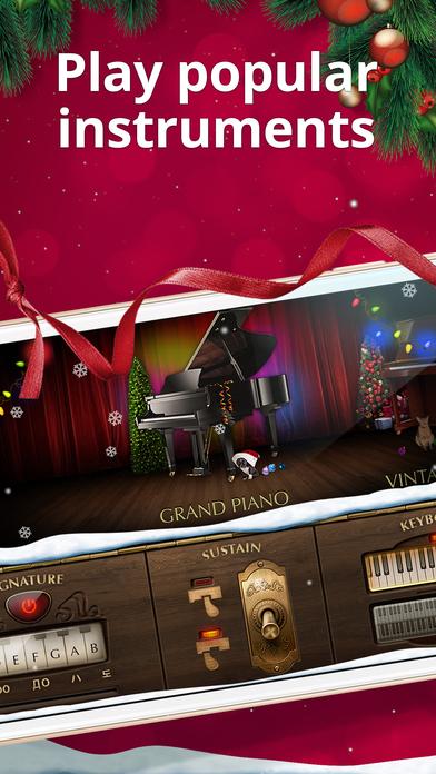 Christmas Piano - Songs, Games & Music Keyboard screenshot 5