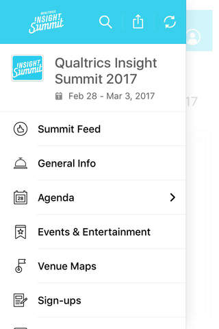 Qualtrics Insight Summit 2017 - náhled