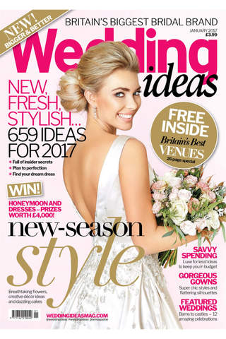 Wedding Ideas Magazine - náhled