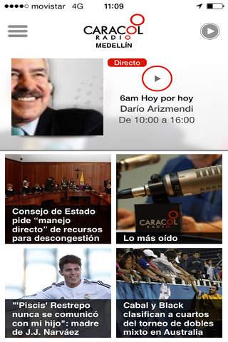 Caracol Radio - náhled
