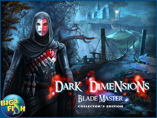Dark Dimensions: Blade Master HD (Full) - Hidden screenshot 5