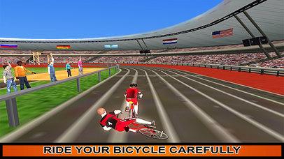 Stickman Cycling Race screenshot 2
