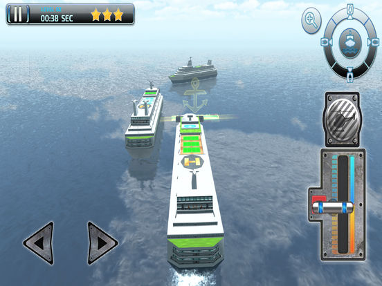 Cruise Ship Boat Parking PRO - Full Version screenshot 7