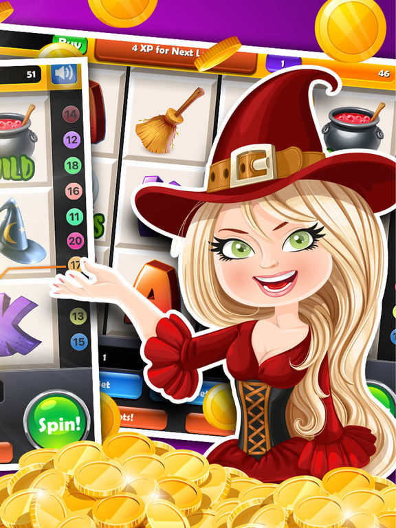 Wizard Slot Machine - Win 777 Double Gold Casino screenshot 7