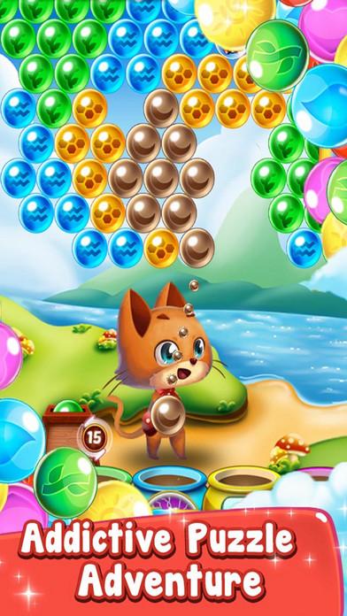 New Cat Pop Ball screenshot 2