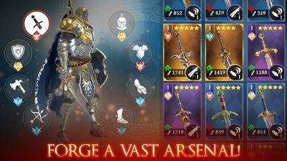 Iron Blade: Medieval RPG screenshot 2