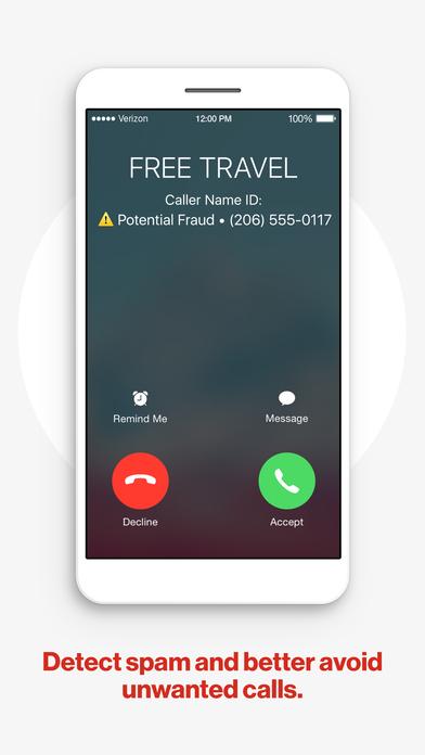 Verizon Call Filter screenshot 1