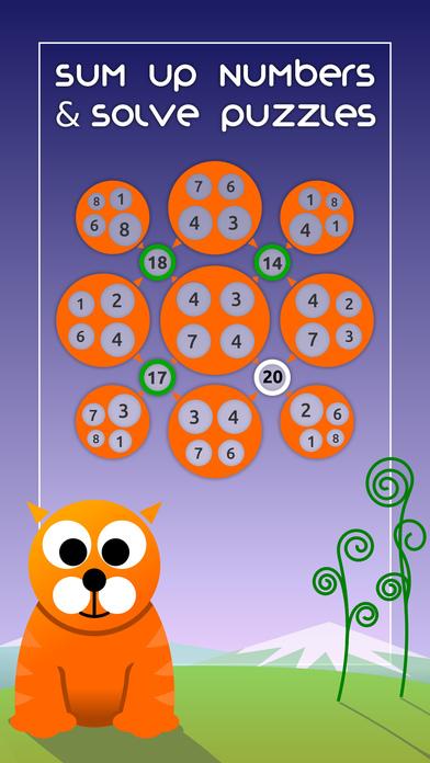 Math-N-Roll: Train your Brain screenshot 1