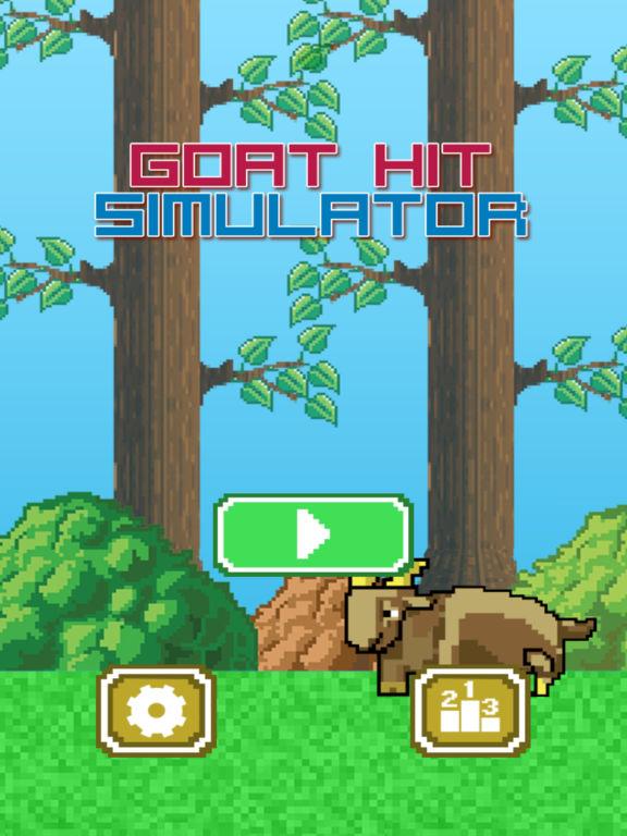 Goat Hit Simulator screenshot 6