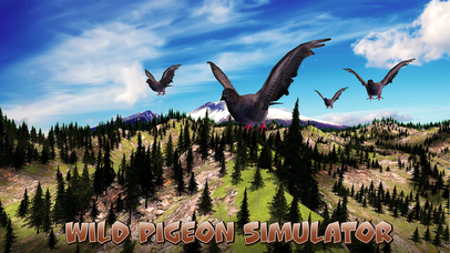 Wild Pigeon Simulator Full screenshot 1