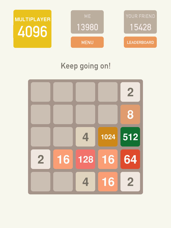 4096 Classic Puzzle! screenshot 8