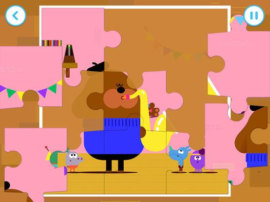 Hey Duggee Jigsaws screenshot 8