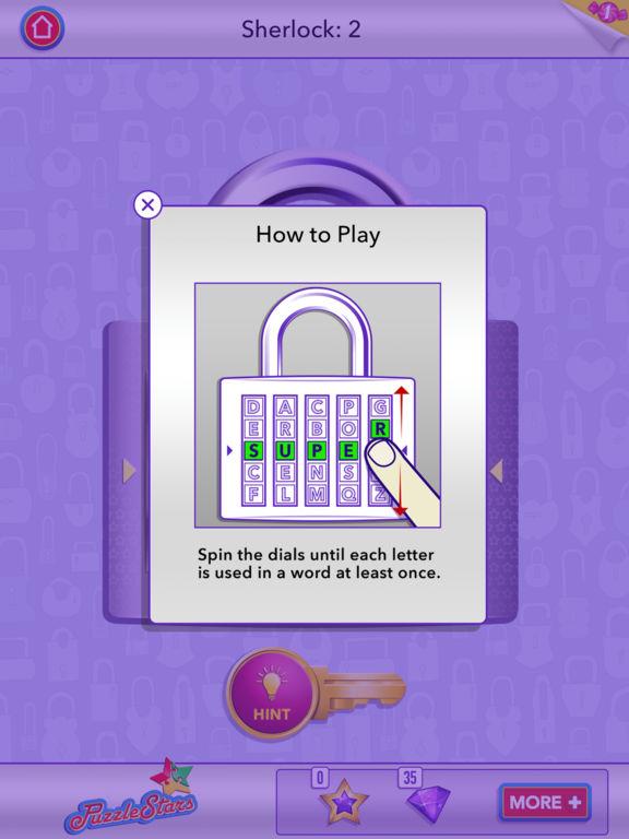 Letter Lock by PuzzleStars screenshot 10