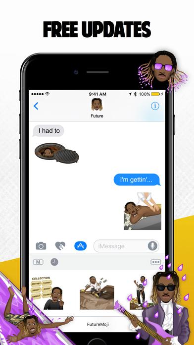 FutureMoji screenshot 4