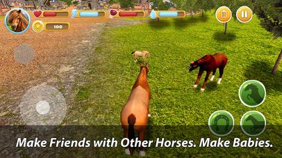Magic Horse Quest Full screenshot 3