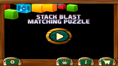 Stack Blast - Matching Puzzle screenshot 1