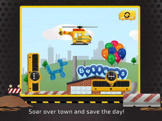 Tonka: Trucks Around Town screenshot 8